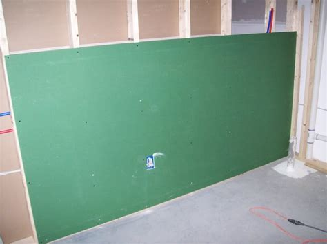 How To Cut Green Board Sheetrock