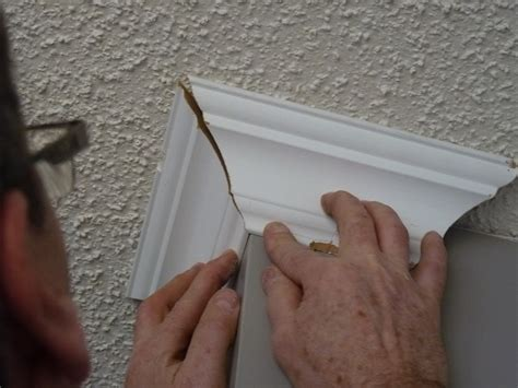 How To Cut Large Crown Molding Angles