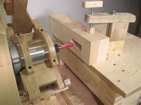 How To Cut Large Mortise And Tenon