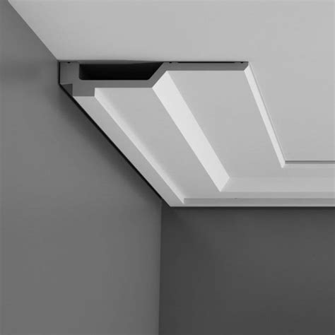 How To Cut Molding For Ceiling And Baseboard