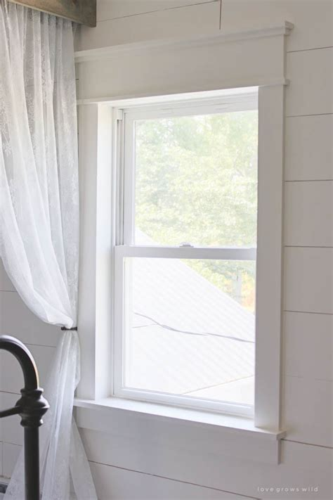 How To Cut Molding For Window