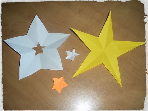 How To Cut Out A Perfect Star