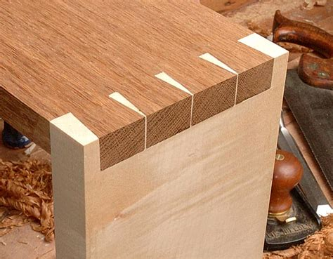How To Cut Perfect Dovetail Joints