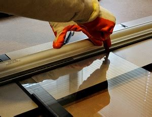 How To Cut Picture Frame Glass