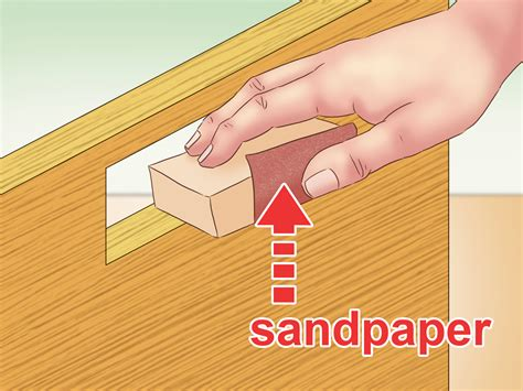 How To Cut Slots In Wood