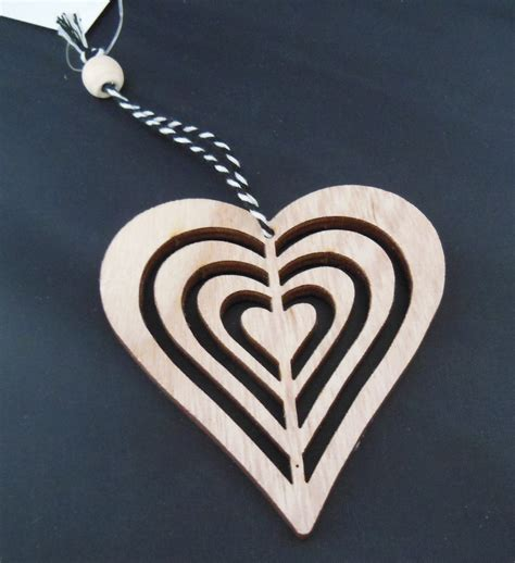 How To Cut Small Hearts Out Of Wood