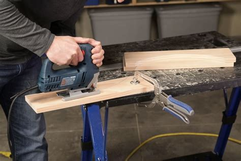 How To Cut Smooth Curves In Wood
