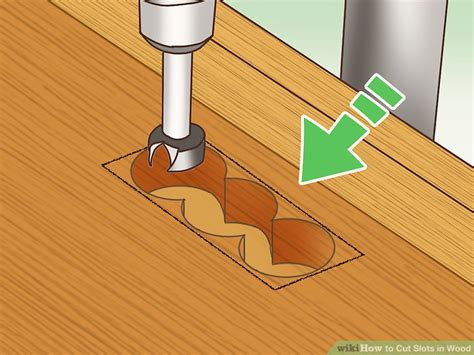 How To Cut T Slots In Wood