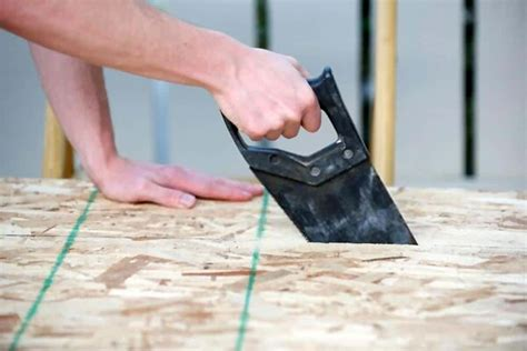 How To Cut Tempered Hardboard