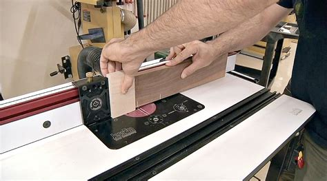 How To Cut Tenons On Router Table