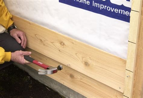 How To Cut Through Wood Siding