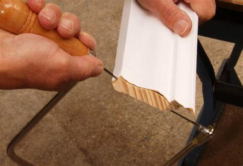 How To Cut Trim Molding In Mobile Home