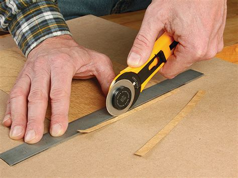 How To Cut Veneer Plywood