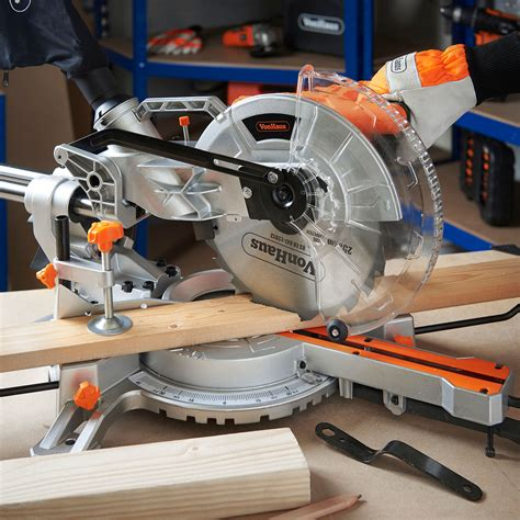How To Cut With Sliding Miter Saw
