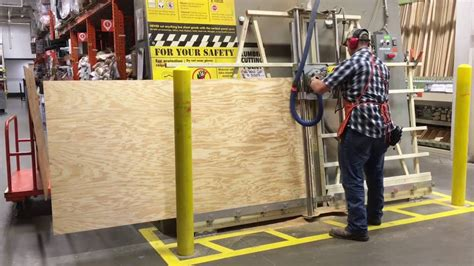 How To Cut Wood At Home Depot