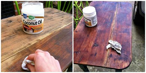 How To Darken Wood Without Oil