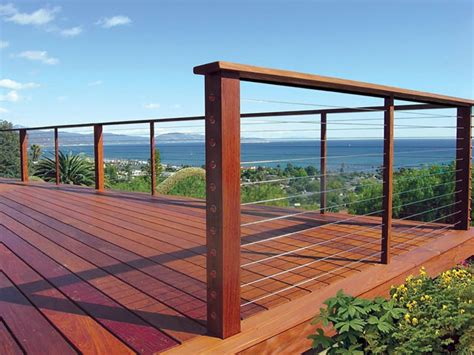 How To Decking With Cable Rail