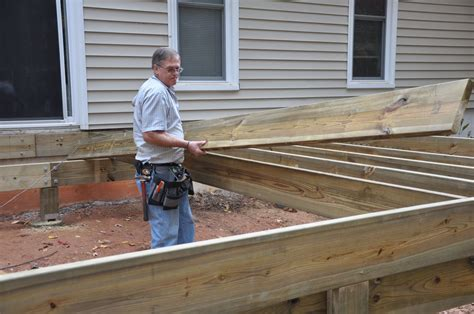 How To Design A Deck That Has Long Floor Joist