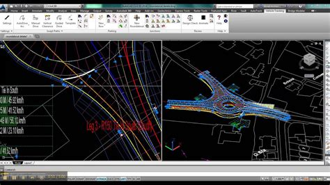 How To Design A Roundabout In Civil 3d