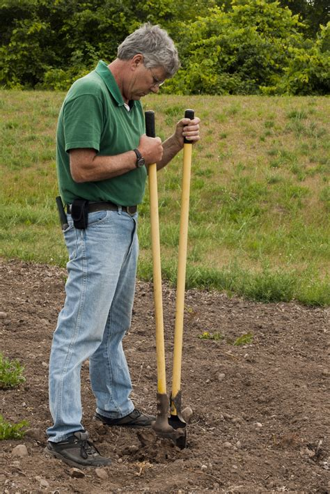 How To Dig Fence Post Holes In Clay