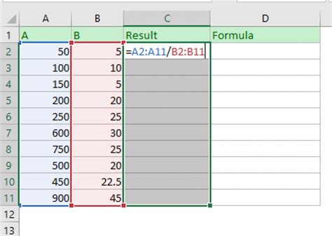 How To Divide By 1000 Fast In Excel