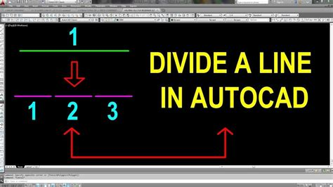 How To Divide Drawing Into Section Autocad