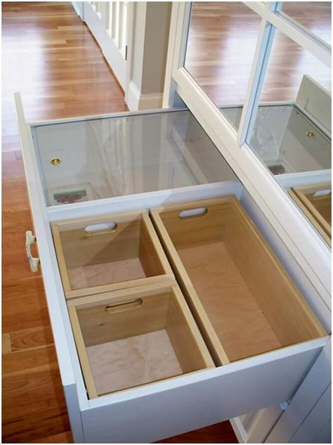 How To Divide Kitchen Drawers