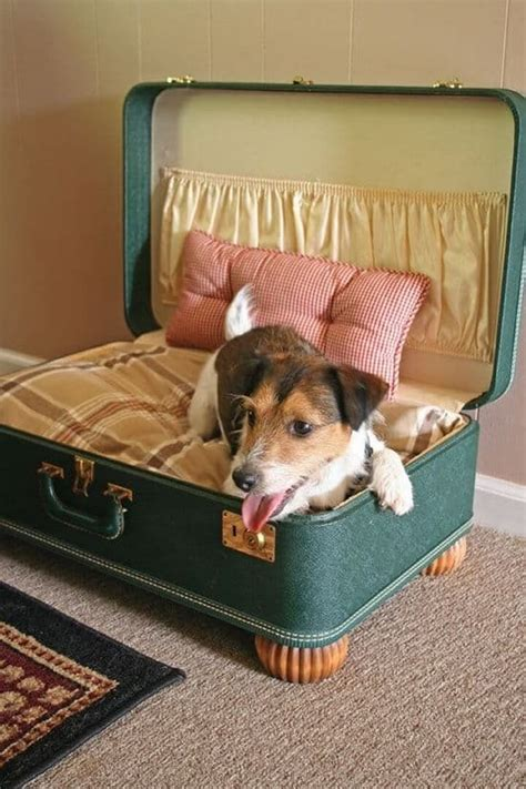 How To Diy Small Dog Bed