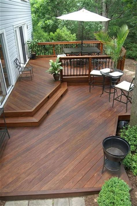 How To Diy Timber Decking