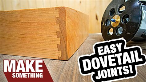 How To Do Dovetails With Router