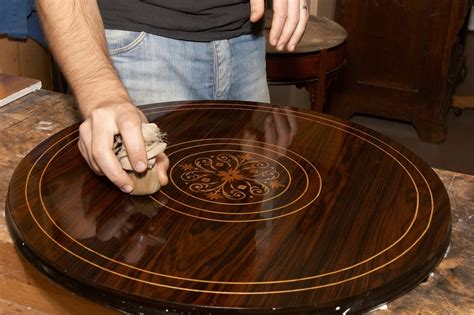 How To Do French Polishing