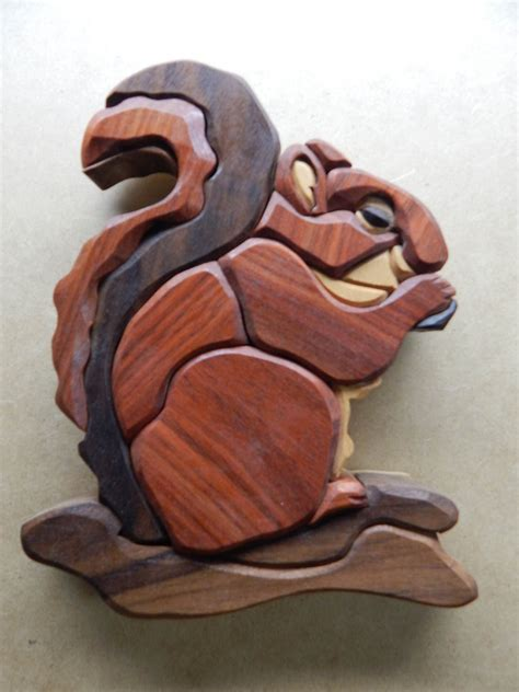 How To Do Intarsia Scroll Saw