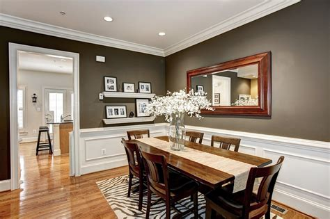 How To Do Molding Dining Room