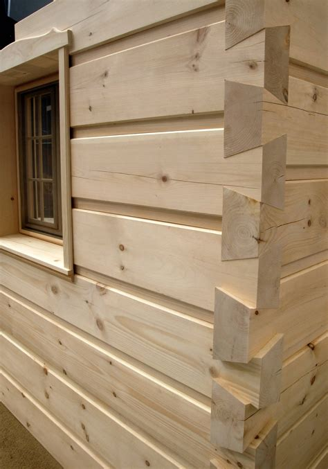 How To Dovetail Logs