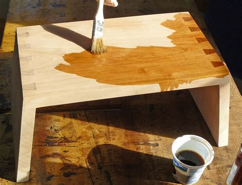 How To Dovetail Stool