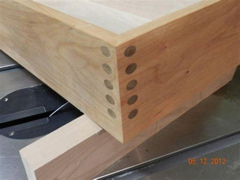 How To Dowel Mitre Joint