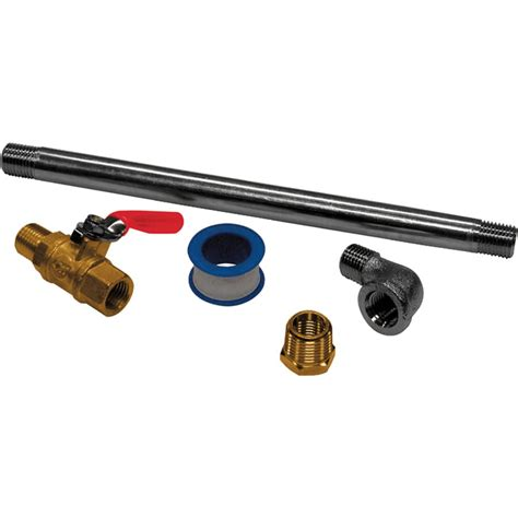 How To Drain Campbell Hausfeld Air Compressor