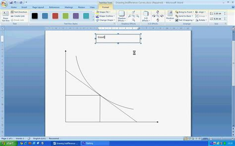 How To Draw A Curved Line In Word