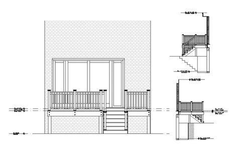 How To Draw A Deck For A Permit