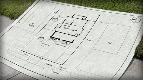How To Draw A Site Plan In Autocad