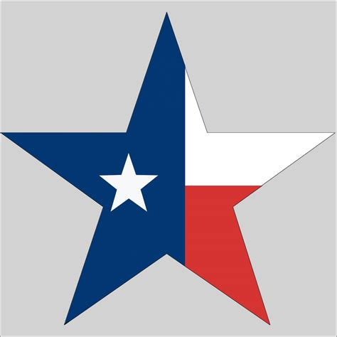 How To Draw A Texas Star
