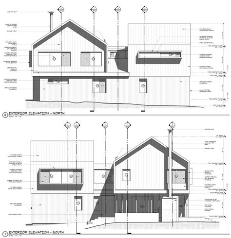 How To Draw An Architectural Elevation