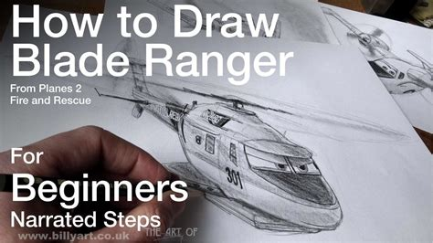 How To Draw Blade Ranger