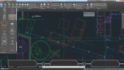 How To Draw Blueprints In Autocad 2019