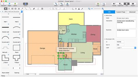 How To Draw Construction Plans Using Visio