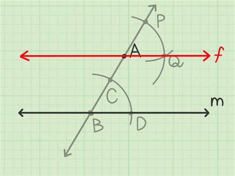 How To Draw Parallel Lines