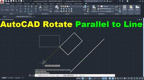 How To Draw Parallel Lines In Autocad