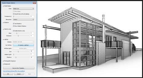 How To Draw Site Line Revit