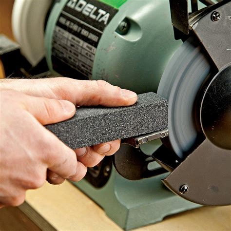 How To Dress A Grinding Wheel Surface Grinder