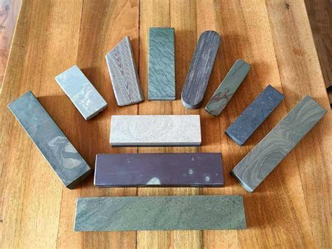 How To Dress A Sharpening Stone